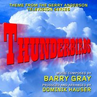 "Theme from Gerry Anderson's ""Thunderbirds"" by Barry Gray — Dominik Hauser"