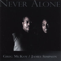 Never Alone — James Simpson / Greg McKoy
