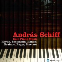 András Schiff - Solo Piano Music — András Schiff