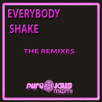 Everybody Shake - The Remixes — Erich Ensastigue