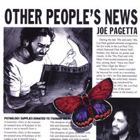 Other People's News — Joe Pagetta