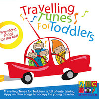 Travelling Tunes For Toddlers — Sugar Kane Music, John Kane and Mark Walmsey