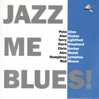 Jazz Me Blues — сборник