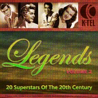 Legends - Vol. 2 — Johnnie Ray