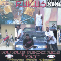 Playas RIde Clean — RUKUS  Presents E & J