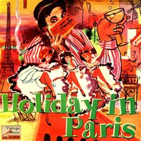 "Vintage Belle Epoque Nº 35 - EPs Collectors, ""Holiday In Paris"" — Knuckles O'Toole"