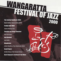 Wangaratta Festival of Jazz 2000 — сборник