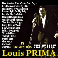18 Greatest Hits — Louis Prima