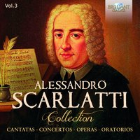 Alessandro Scarlatti Collection, Vol. 3 — сборник