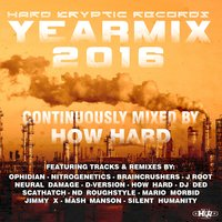 Hard Kryptic Records Yearmix 2016 — How Hard