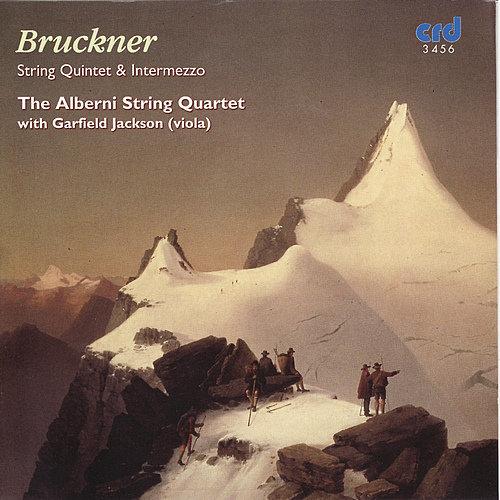 The Alberni Quartet Mozart: String Quartet Nos. 14 and 15