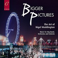Bigger Pictures : the Art of Nigel Waddington — Steve Waterman, Claire Martin, Jacqui Hicks, Rob Taggart, Phil Peskett, Chris Dagley