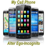 My Cell Phone — Alter Ego-Incognito