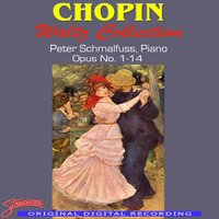 Chopin Waltz Collection, Opus No. 1-14 — Фредерик Шопен, Peter Schmalfuss