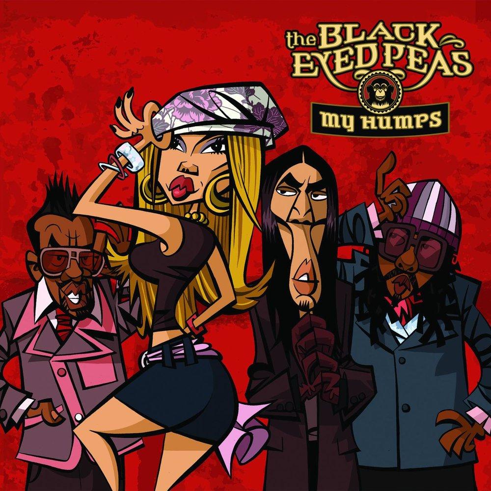 Картинки по запросу my humps black eyed peas album
