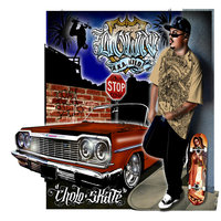 Cholo Skate (Clean) — Down A.K.A. Kilo