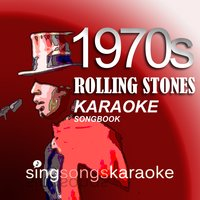 The Rolling Stones 1970s Karaoke Songbook — The 1970s Karaoke Band