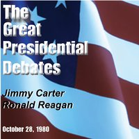 The Great Presidential Debates, Vol. 1 — Jimmy Carter, Ronald Reagan