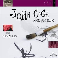 John Cage - Music for Piano — Tim Ovens, Джон Кейдж