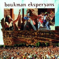 Live At Red Rocks — Boukman Eksperyans