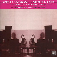 Claude Williamson Mulls the Mulligan Scene — Claude Williamson, Claude Williamson Trio