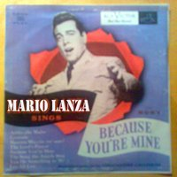 Because You're Mine — Mark Vincent, Mario Lanza