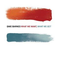 What We Want, What We Get — Dave Barnes