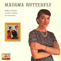 Vintage Classical No. 5 Madame Butterfly — Maria Callas