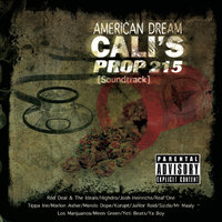 American Dream Cali's Prop 215 — сборник