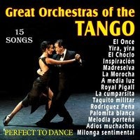 Great Orchestras Of The Tango — сборник