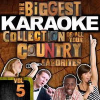 The Biggest Karaoke Collection of All Your Country Favorites, Vol. 5 — Hit Co. Masters