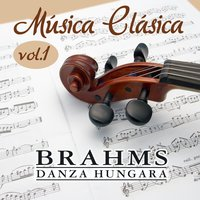 Brahms Musica Clasica  Vol. 1 — The Royal Classical Orchestra