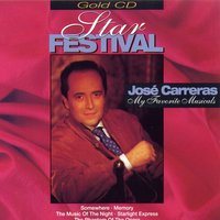 "Star Festival ""My Favorite Musicals"" — José Carreras"