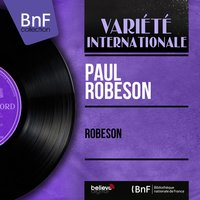 Robeson — Paul Robeson, Harriet Wingreen
