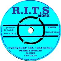 Everybody Ska / Skafonso — Derrick Morgan, Ray Carless, salute'