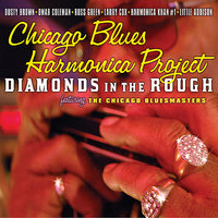 Diamonds in the Rough — The Chicago Bluesmasters, Chicago Blues Harmonica Project
