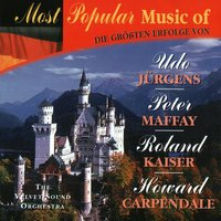 Most popular music of Udo Jürgens, Peter Maffay, Rolnd Kaiser, Howard Carpendale — The Velvet Sound Orchestra
