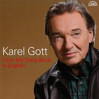 From My Song Book in English /bonusové CD ke kompletu Mé písně/ — Karel Gott