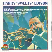 Harry Sweet Edison — Harry Edison