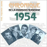 The French Song / Chronique De La Chanson Française - 1954, Vol. 31 — сборник