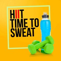 Hiit Time to Sweat — HIIT Pop