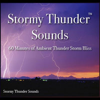 Stormy Thunder Sounds - 60 Minutes of Thunder Storm Bliss — Nelson May