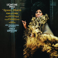 Leontyne Price sings Strauss — Leontyne Price
