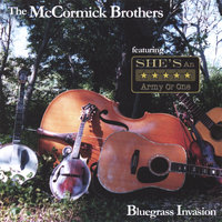 Bluegrass Invasion — The McCormick Brothers
