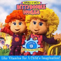 Ditties For Little Kiddies, Vol. 3 — Sheira & Loli's Dittydoodle Works