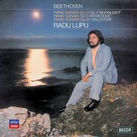 Beethoven: Piano Sonatas - Moonlight, Pathétique & Waldstein — Radu Lupu