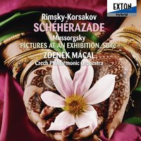 Rimsky-Korsakov: Scheherazade, Mussorgsky: Pictures At An Exhibition, Suite arranged by Maurice Ravel — Czech Philharmonic Orchestra, Zdenek Macal, Nicoli Rimsky-Korsakov, Zdenek Macal|Czech Philharmonic Orchestra, Модест Петрович Мусоргский