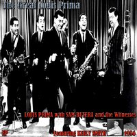 The Great Louis Prima - EP — Louis Prima, Sam Butera, The Witnesses, Keely Smith