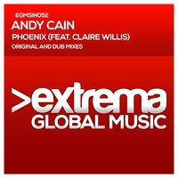 Phoenix (feat. Claire Willis) — Andy Cain, Claire Willis, Andy Cain & Claire Willis