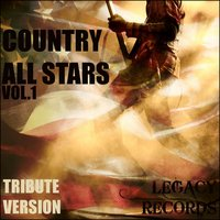 Country Allstars, Vol. 1 — New Tribute Kings